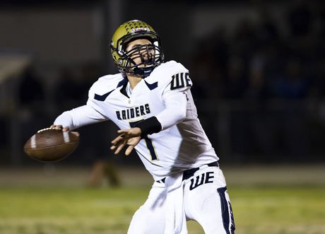 Garrett Ardis and Central Catholic are in a wonderful spot: Eligible for two different bowl divisions.