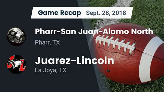 Football Game Preview: Rowe vs. Pharr-San Juan-Alamo North