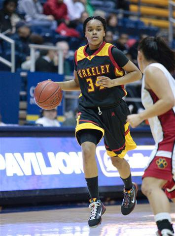 Berkeley's Brittany Boyd had game-high 19 points.