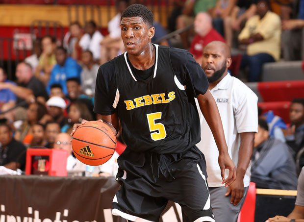 Kevon Looney will look to lead Hamilton to the top spot in Wisconsin.