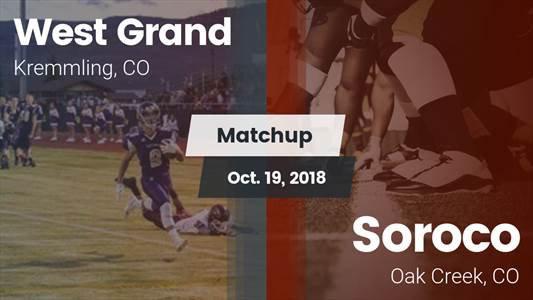 Football Game Recap: West Grand vs. Soroco