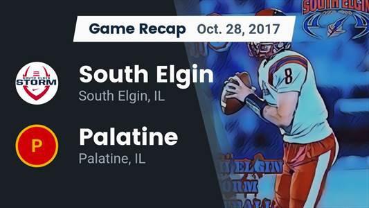 South Elgin High School (IL) Football   MaxPreps