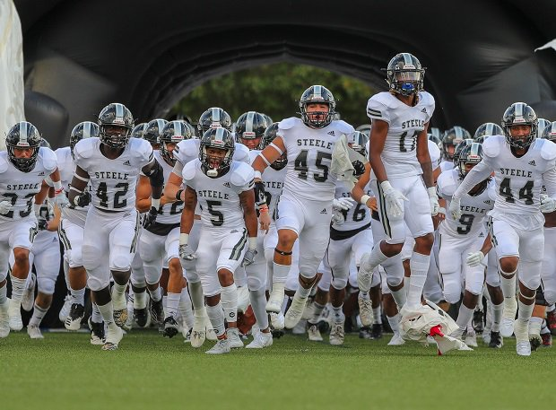 Steele takes on Judson on Friday.