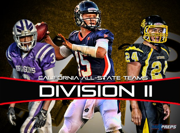 MaxPreps is proud to name the 2013 California Division II All-State Teams.