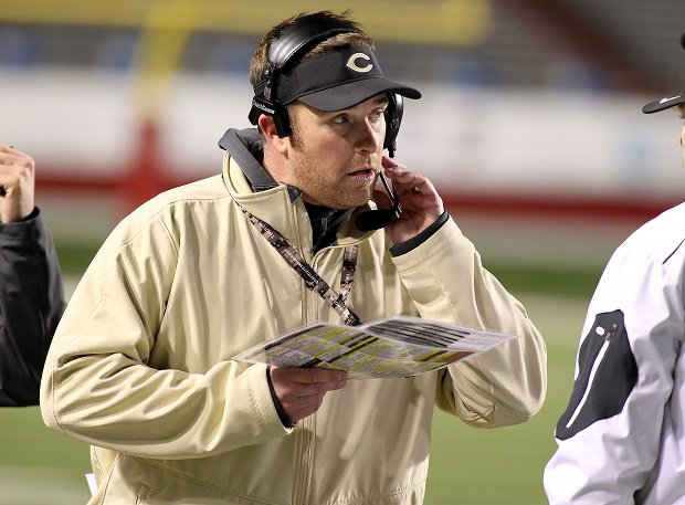 Charleston coach Greg Kendrick had worked on the hook-and-lateral with his team for six years prior to unleashing it on Friday in a 20-19 win over Ozark.