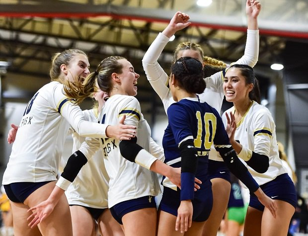 St. Pius X Catholic is No. 4 in the MaxPreps Top 25 volleyball rankings. The Golden Lions feature four hitters with more than 100 kills.