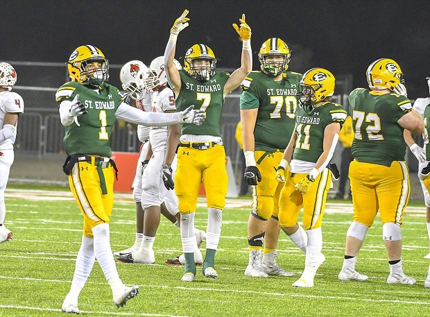 St. Edward downed Colerain 24-10 to win the Ohio Division I title.