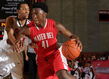 Stanley Johnson and Mater Dei are still holding the top seed in the I-AA playoffs.