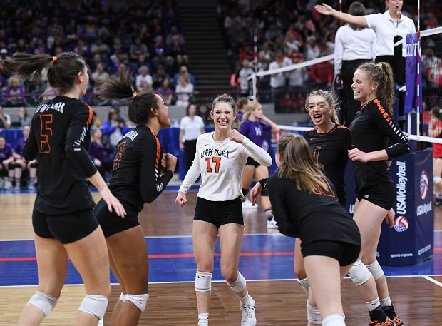 Lewis-Palmer captured its third straight Colorado 4A state title.