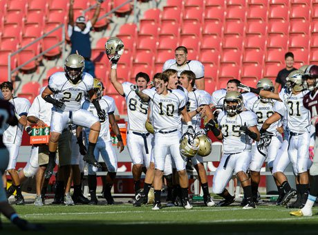 The St. John Bosco football team has had 11 reasons to celebrate this season on the field. But four forfeit losses has put the Braves' state title aspirations in flux.