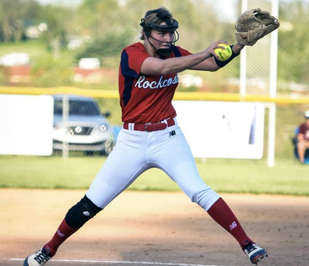 Madison McIntosh has struck out 136 in 84 innings this season.