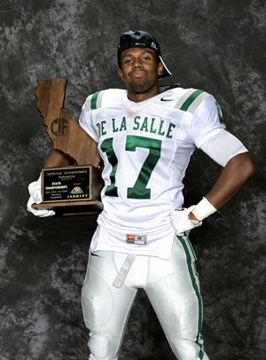 Michael Hutchings, De La Salle