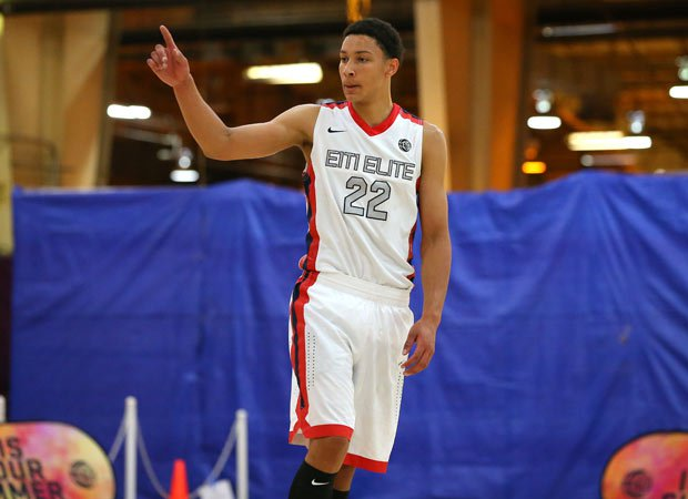 MaxPreps National Junior of the Year Ben Simmons continued his strong play over the weekend in Sacramento.