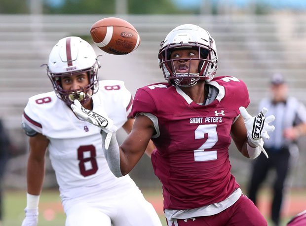 Don Bosco Prep and St. Peter's Prep is one of the best rivalry games on the East Coast.