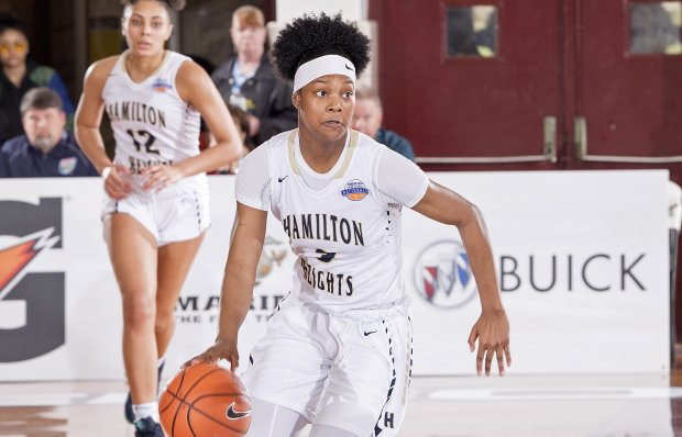 Jazmine Massengill helped Hamilton Heights Christian Academy beat teams from seven different states outside of Tennessee.