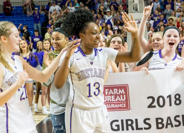 Player of the Year Christyn Williams finally broke through to win a state title in Arkansas as a senior.