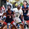 Maryland high school boys basketball playoff brackets