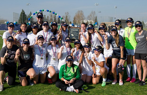 Clovis East won the California Central Section Division I title.