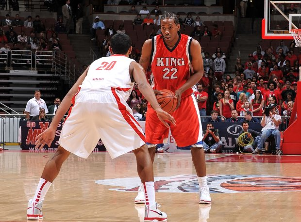 Kawhi Leonard helped King beat storied Mater Dei in a memorable playoff game his senior year.