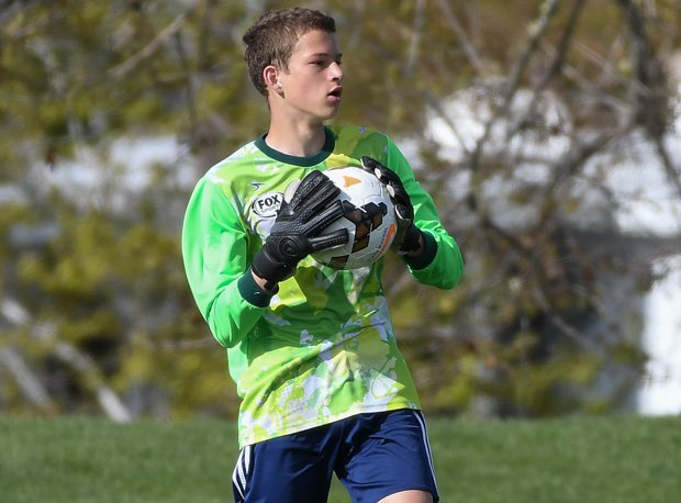 Waterford's goalkeeping has kept the Ravens alive for a state title.