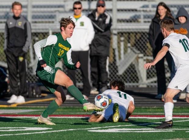 Alex Canfield scored 31 goals and added seven assists to help Crystal Lake South reach the Class 2A championship game in Illinois.