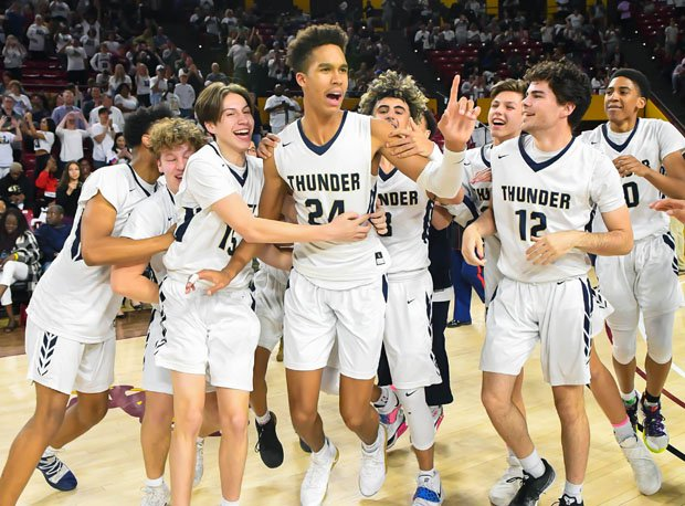 Desert Vista will now be be able to defend its 2019-20 6A state championship.