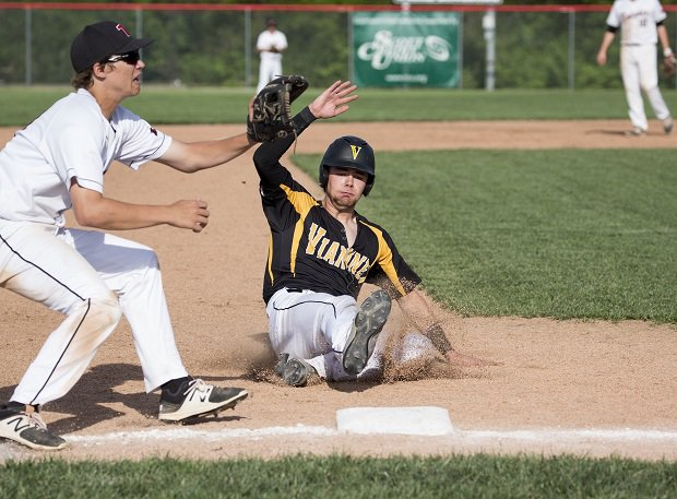 Vianney moves up two slots to No. 15 in this week's Top 50 national baseball rankings.