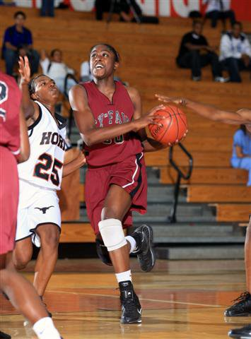 The game still appears fun to Cy-Fair's Chiney Ogwumike