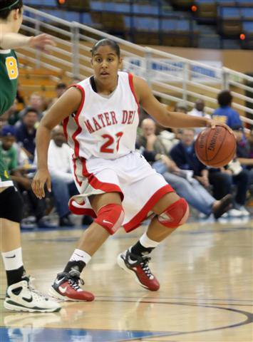 Kaleena Mosqueda-Lewis has already committed to Uconn.