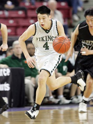 Phil Handy also trained Jeremy Lin, who led Palo Alto to a state title.