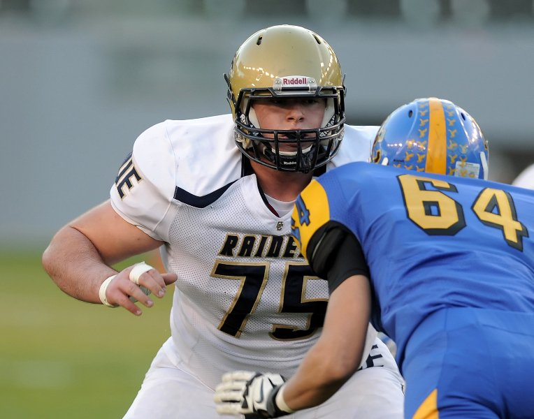 Spencer Stark of Central Catholic is the MaxPreps Division IV State Player of the Year.