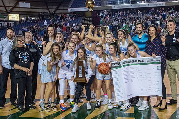 Central Valley won Washington's Class 4A state title for the second time in three years.