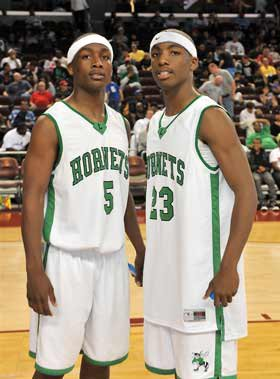 Tyrell and Tyree Robinson