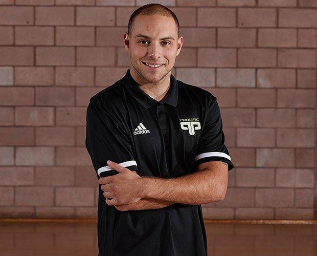 Head coach Joey Fuca