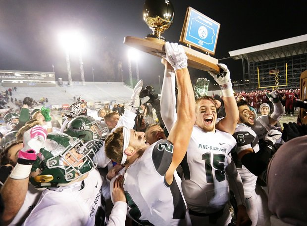 Pine-Richland coach Eric Kasperowicz guided the Rams to a Pennsylvania state title and No. 10 finish in the Xcellent 25 football rankings.