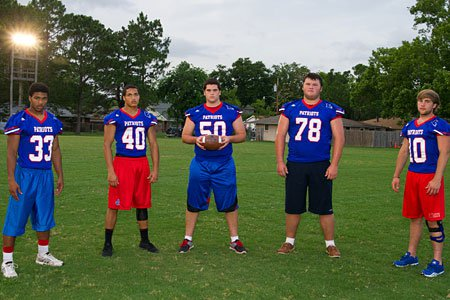 MaxPreps visited John Curtis High School over the summer as the Patriots started ranked No. 6 in the preseason. Curtis went 14-0 and finished as the No. 1 team in this season's Xcellent 25.
