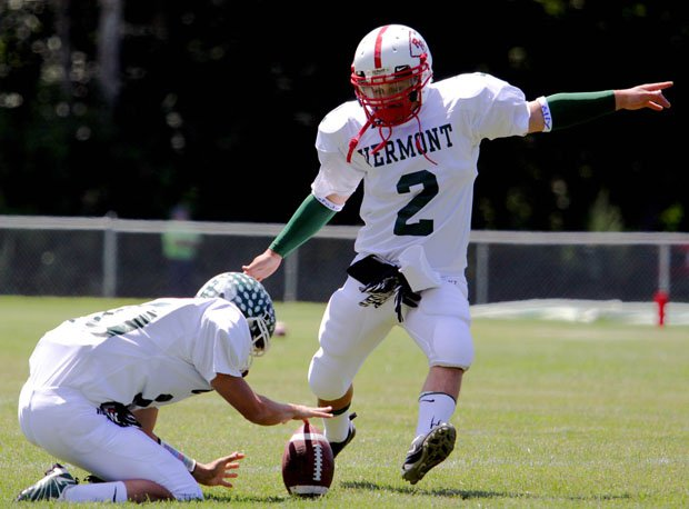 Vermont will kick off football season in the fall of 2020, but might opt to play 7-on-7.