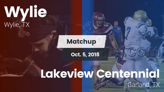 Articles - Lakeview Centennial Patriots Football (Garland, TX)