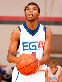 Eron Gordon of Indianapolis is one of 46 promising young prospects headed to USA Basketball's mini-camp in October.