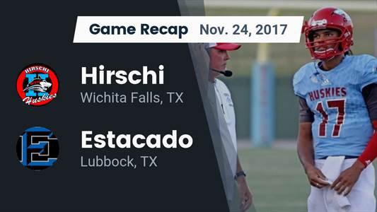 Football Game Recap: Hirschi vs. Decatur