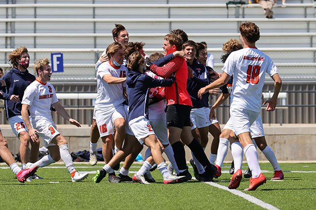 Wakeland soccer has helped the school take the Lone State State lead in the MaxPreps Cup standings after the winter season.