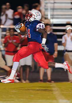 Eric Swinney, Sandy Creek