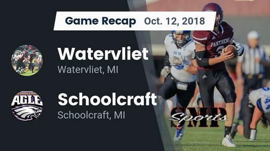 Football Game Recap Schoolcraft Vs Montague Maxpreps