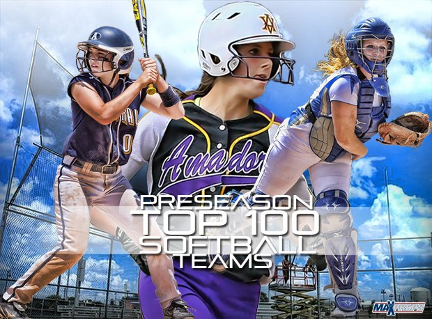 See which softball squads we have picked as the top 100 in the nation.