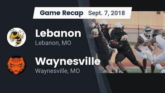 Football Game Recap: Waynesville vs. Hillcrest