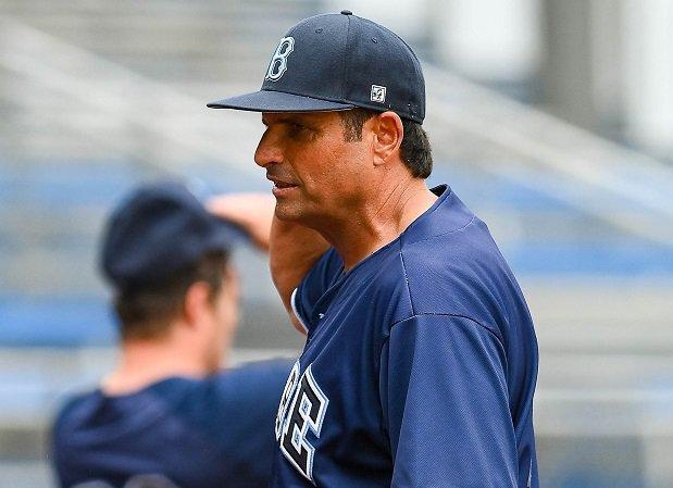 Glenn Cecchini, Barbe baseball coach