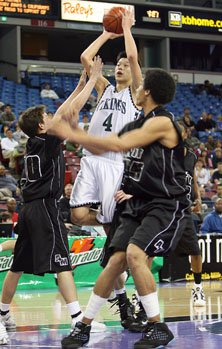 Jeremy Lin led Palo Alto High  to a state championship in 2006.
