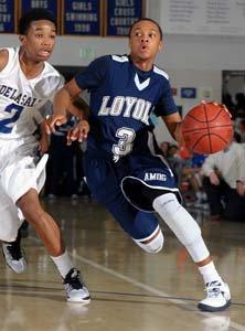 Parker Jackson-Cartwright, Loyola