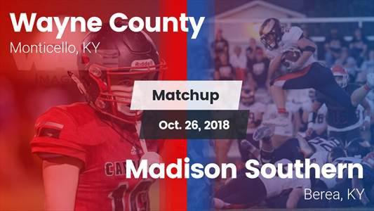 Wayne County High School (Monticello, KY) Football