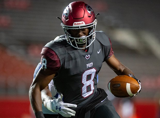 St. Joseph's Prep senior and Ohio State commit Marvin Harrison Jr. is Pennsylvania's No. 5 overall prospect and the country's eighth ranked receiver prospect.